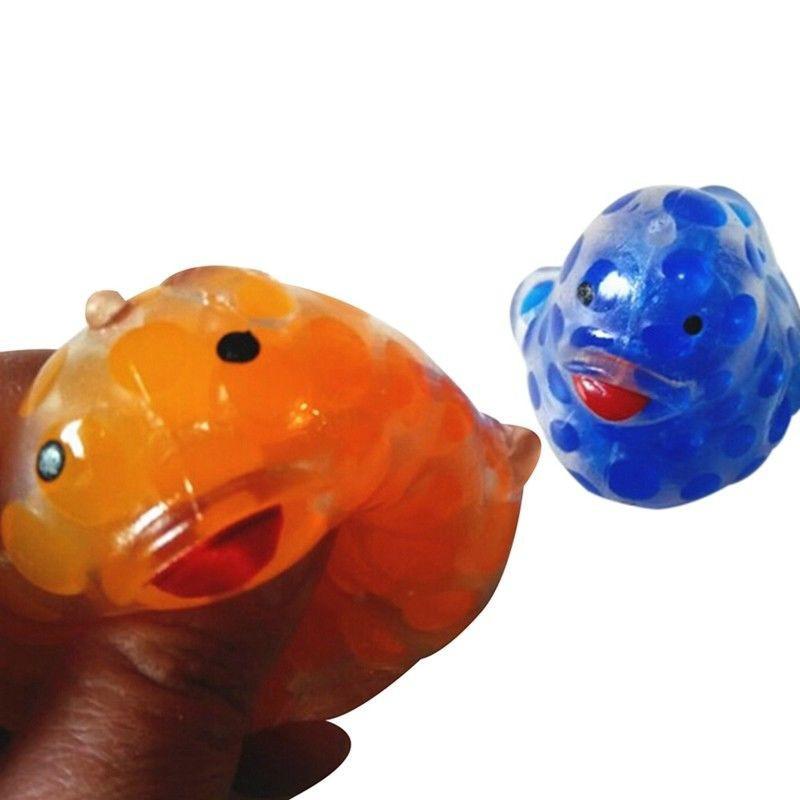cMochi Squishy Duck Frogs Healing Toy Kawaii Squeeze Stress Relief Fun Jokez
