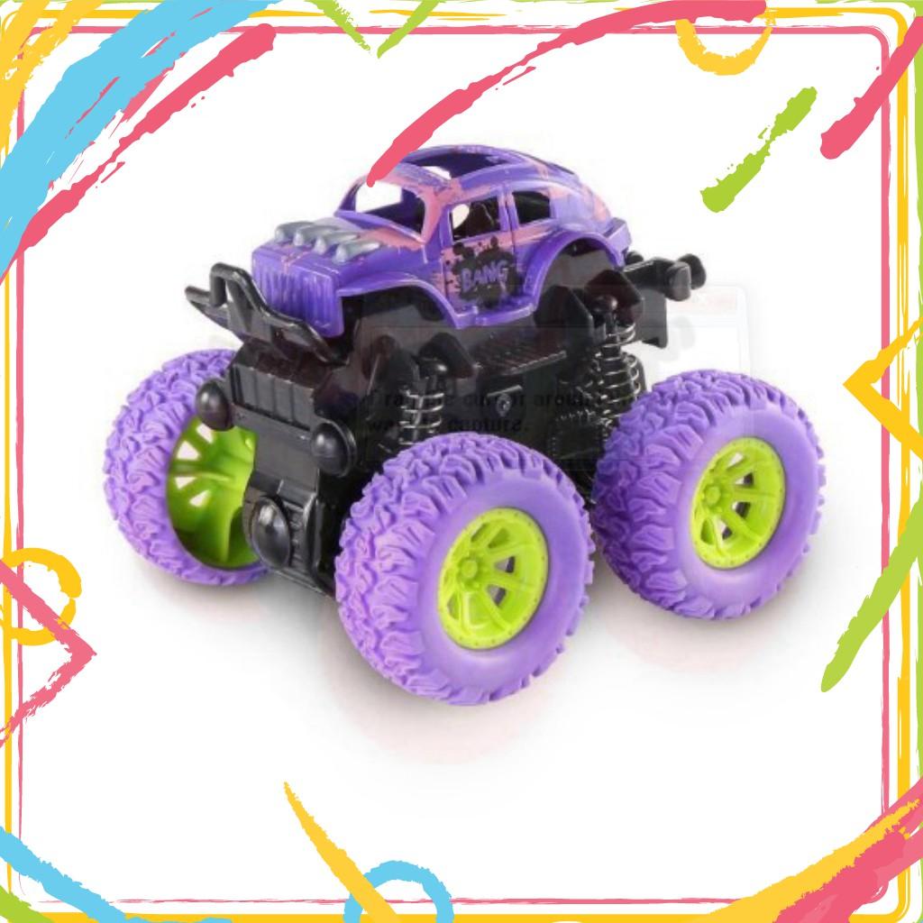 (Khuyễn Mãi) Xe đồ chơi địa hình chống ngã cho bé (4 màu)–7855 (Giảm Giá Sập Sàn)