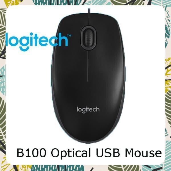 [Bền Bỉ] Chuột quang có dây Logitech B100 (Đen) - 14756908 , 2259560723 , 322_2259560723 , 89700 , Ben-Bi-Chuot-quang-co-day-Logitech-B100-Den-322_2259560723 , shopee.vn , [Bền Bỉ] Chuột quang có dây Logitech B100 (Đen)