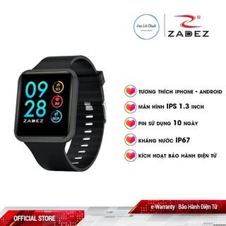 Đồng hồ thể thao thông minh Zadez Smartwatch SQ2