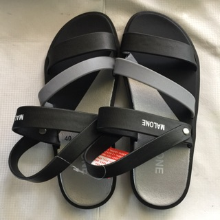 Giày SANDAL NAM cao su mềm (mẫu mới)