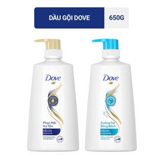 Dầu gội Dove 650 gram