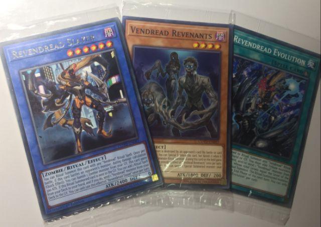 Thẻ bài Yugioh TCG random theo Pack 10 cards