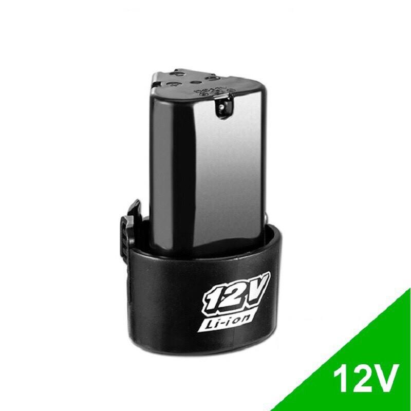 Pin Máy Khoan Cầm Tay 12 V Li-Ion 1500mAh, pin máy khoan, pin 12v