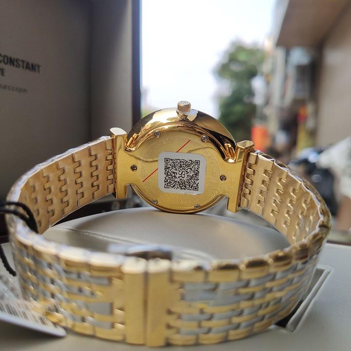 Đồng hồ nam nữ SRWATCH SR8702.1202 mặt kính Sapphire chống nước chống trầy tinh tế l