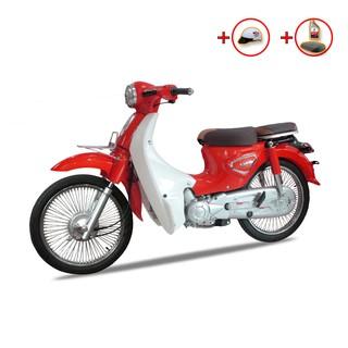 Xe máy CUB 81 TAYA XS 2021 (đỏ tươi) thumbnail