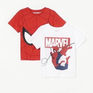 Áo thun H&M hoạ tiết người nhện, batman(hàng vnxk)