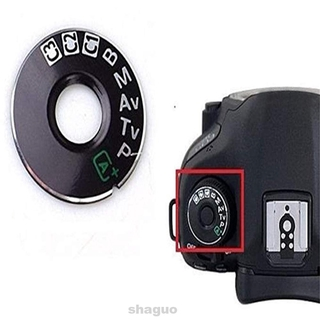 Select Button Camera Accessories Durable Functional Repair Part Portable Lightweight For Canon 5D3
