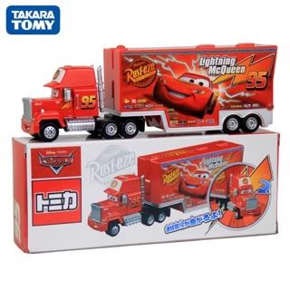 Xe mô hình Disney Tomica Cars Mack Truck
