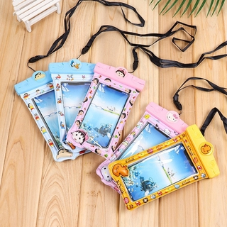 Universal Waterproof Bag Air Bag Shockproof Smartphones iPhone Phone device