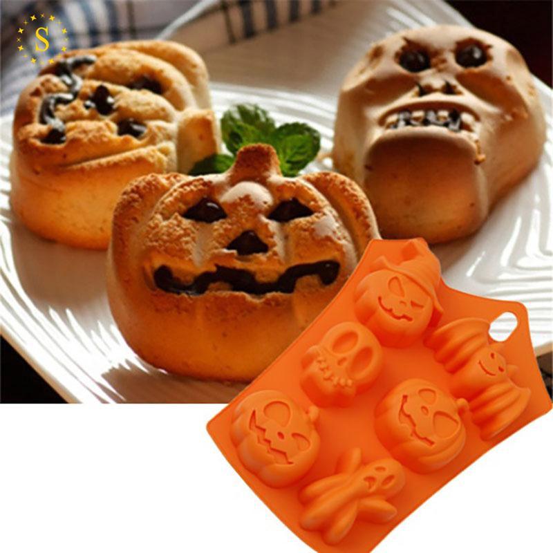 Khuôn silicon làm kẹo đường chủ đề Halloween - 13697597 , 1674203859 , 322_1674203859 , 31900 , Khuon-silicon-lam-keo-duong-chu-de-Halloween-322_1674203859 , shopee.vn , Khuôn silicon làm kẹo đường chủ đề Halloween