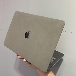 (Mới nhất) Combo Case macbook,Ốp Macbook Xám + Phủ phím Đen mỏng nhẹ, ôm khít máy chống va đập và trầy xước thumbnail