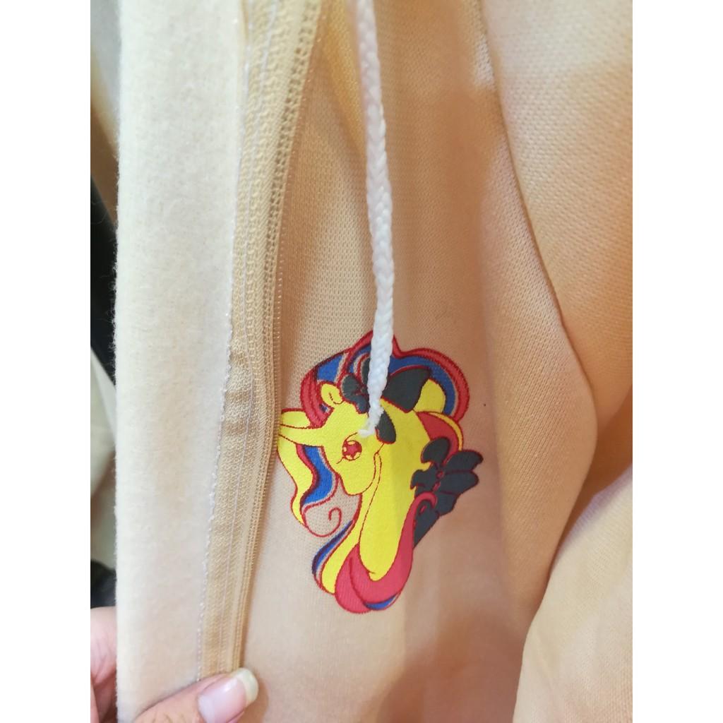 FREESHIP Áo khoác nữ hoodie ngựa kỳ lân unicorn UNISEX | WebRaoVat