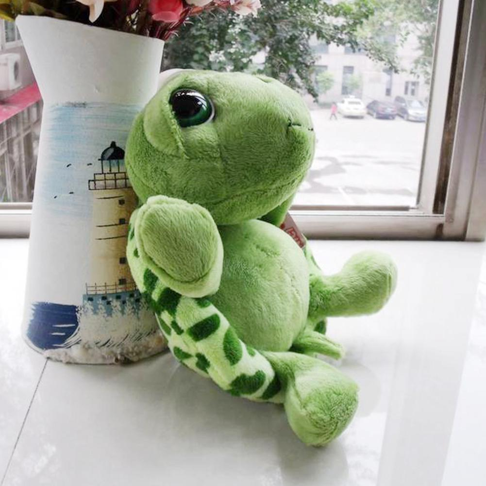 Turtle Big Eyes Children Soft Toy Gifts Home Decor Plush Cute Lovely