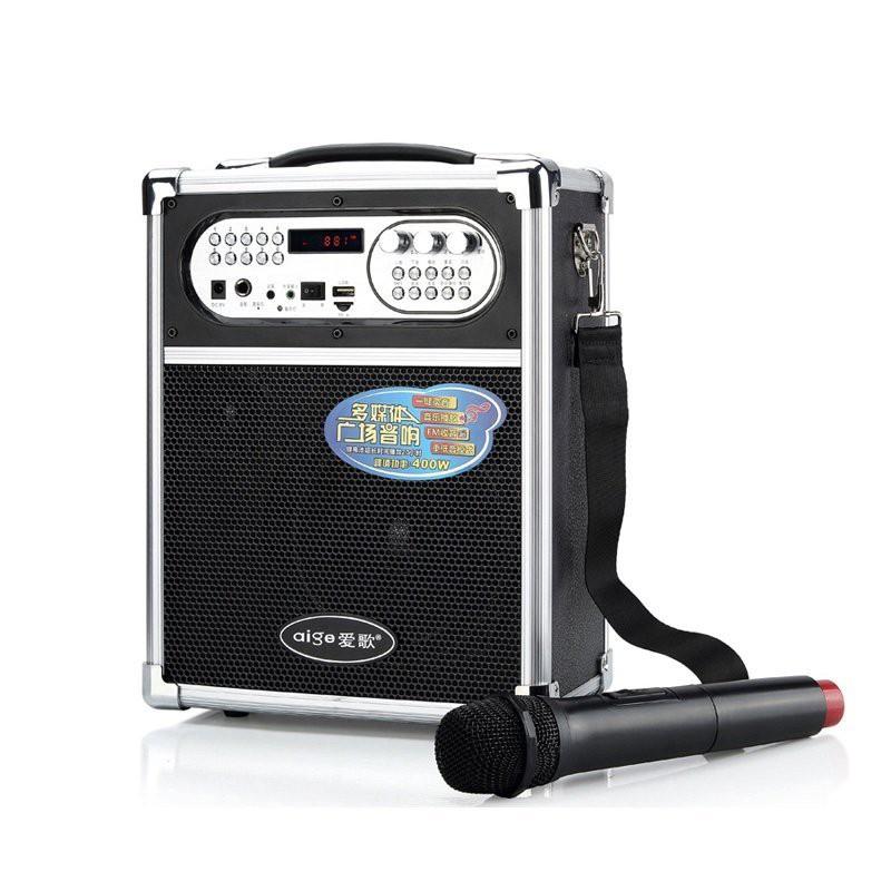 Loa bluetooth hát Karaoke Q78BT (Tặng Kèm 01 Míc không dây) - 2734205 , 361346781 , 322_361346781 , 799000 , Loa-bluetooth-hat-Karaoke-Q78BT-Tang-Kem-01-Mic-khong-day-322_361346781 , shopee.vn , Loa bluetooth hát Karaoke Q78BT (Tặng Kèm 01 Míc không dây)