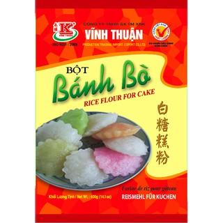 Bột bánh bò Vĩnh Thuận gói 400g