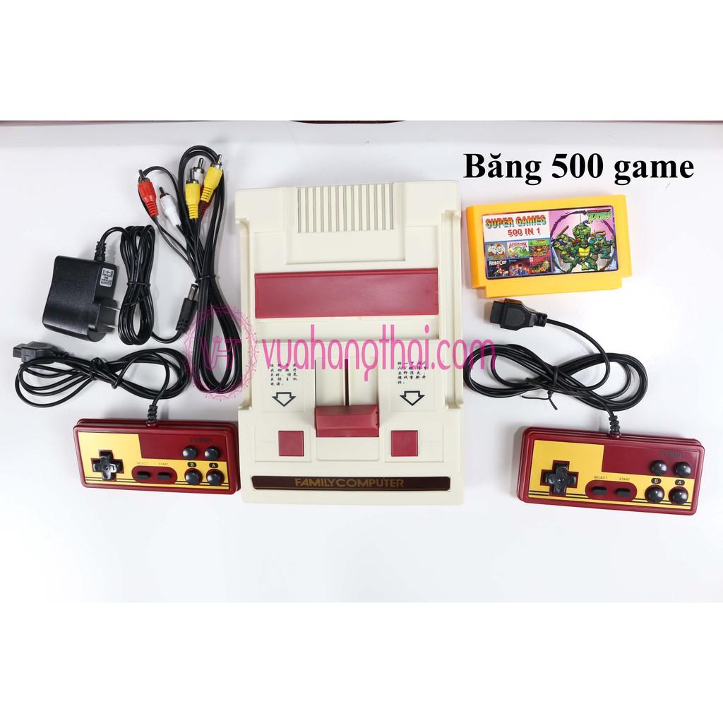 Máy Chơi Game Điện Tử 4 Nút SNES Family Computer