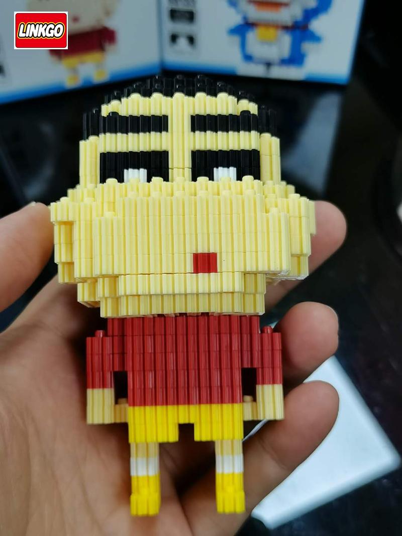Bộ Đồ Chơi Lắp Ráp Lego Hình Shin-chan