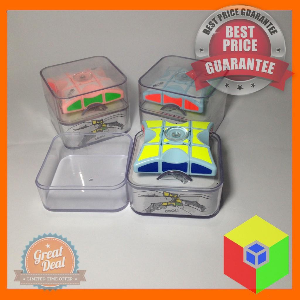Đồ chơi Con Quay Spinner Rubik 1x3x3 – QiYi Spinner Rubik 1x3x3 J2W