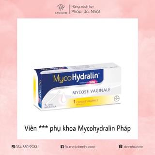 Viên vệ sinh phụ nữ MycoHydrin (bill Pháp) thumbnail