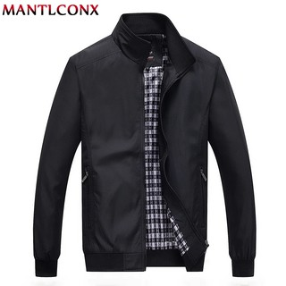 Ready Stock Macheda 7Xl 8Xl New 2020 Casual Men Autumn Outerwear Mandarin Collar Quality Men Bomber Male For Men Autumn Jackets Party Clothing