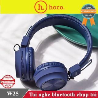 Tai nghe bluetooth chụp tai chính hãng Hoco W25 - Bass sâu