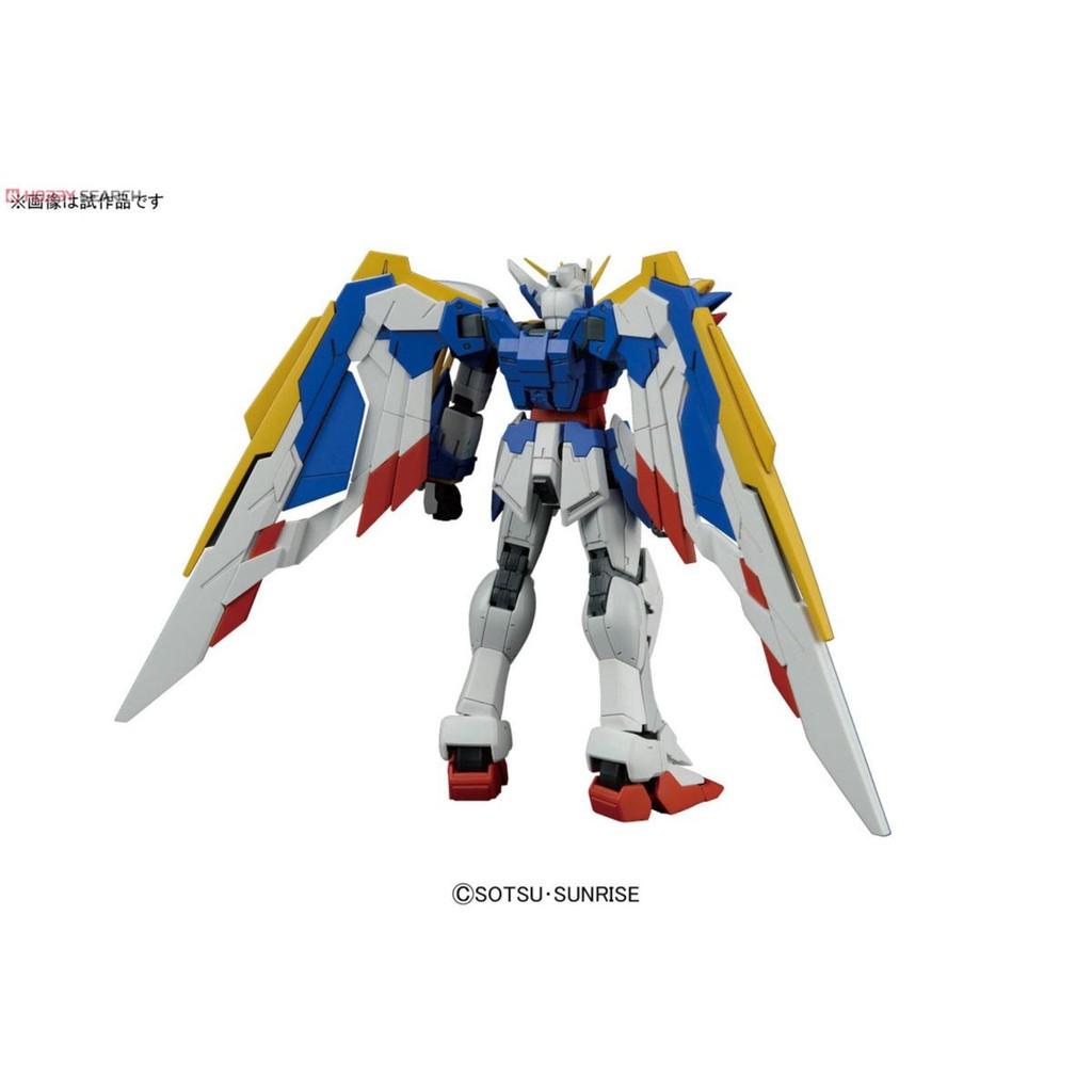 Đồ chơi Lắp ráp Mô hình Gundam Bandai 1/144 RG XXXG-01W Wing Gundam EW Serie Real Grade