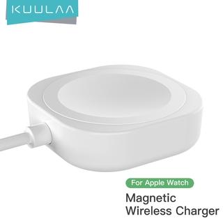Bộ sạc không dây KUULAA KL-O128 USB gọn nhẹ cho đồng hồ Apple thumbnail