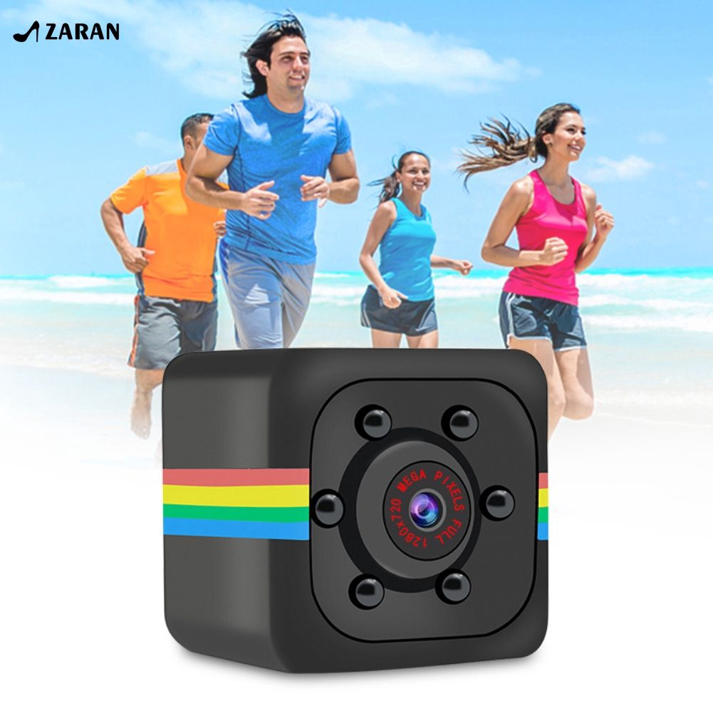 Mini 720P  Night Vision Sensor Camcorder  DVR DV Motion Recorder Camcorder [Zaran]