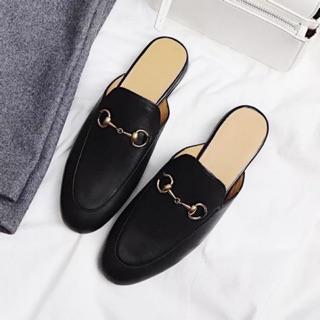 Giày Sục nam Khoá Xích sang chảnh kiểu dáng Hàn quốc