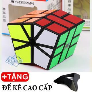 [Rubik Square-1 YJ] Rubik Square-1 Biến Thể Viền Đen Sticker Cao Cấp Nhập Khẩu