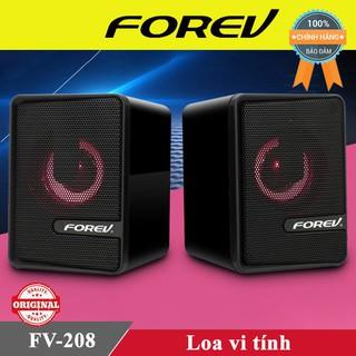 Loa Mini Cổng Usb 2.0 Cho Máy Tính / Điện Thoại Forev Fv-208