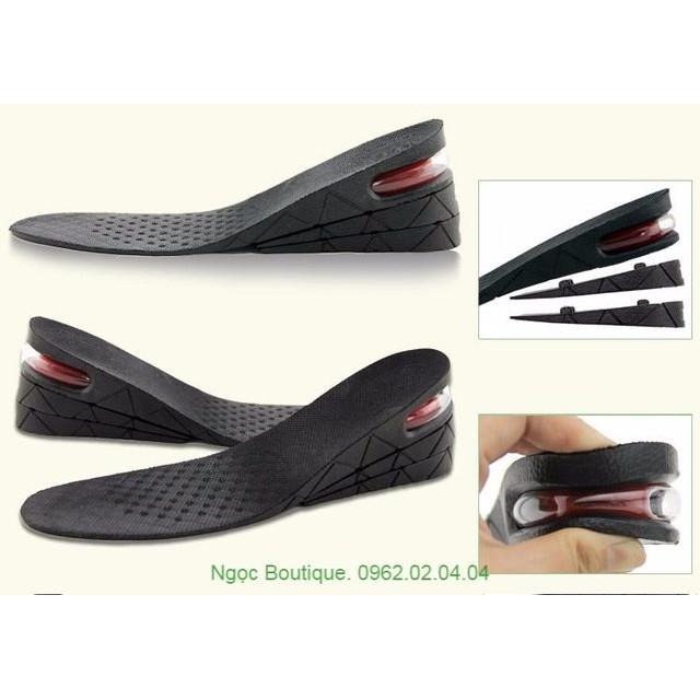 [FREESHIP 99K]Lót giày tăng chiều cao Hàn Quốc