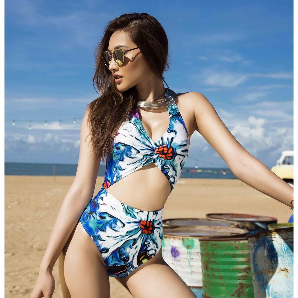 Bộ đồ bơi 1 mảnh nữ - Áo tắm Xuân Thu