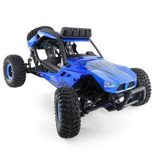 Ô tô điều khiển JJRC Q46 1:12 2.4G 4CH – High Speed Offroad Buggy Crawler RC Car 45km/h (Màu Xanh