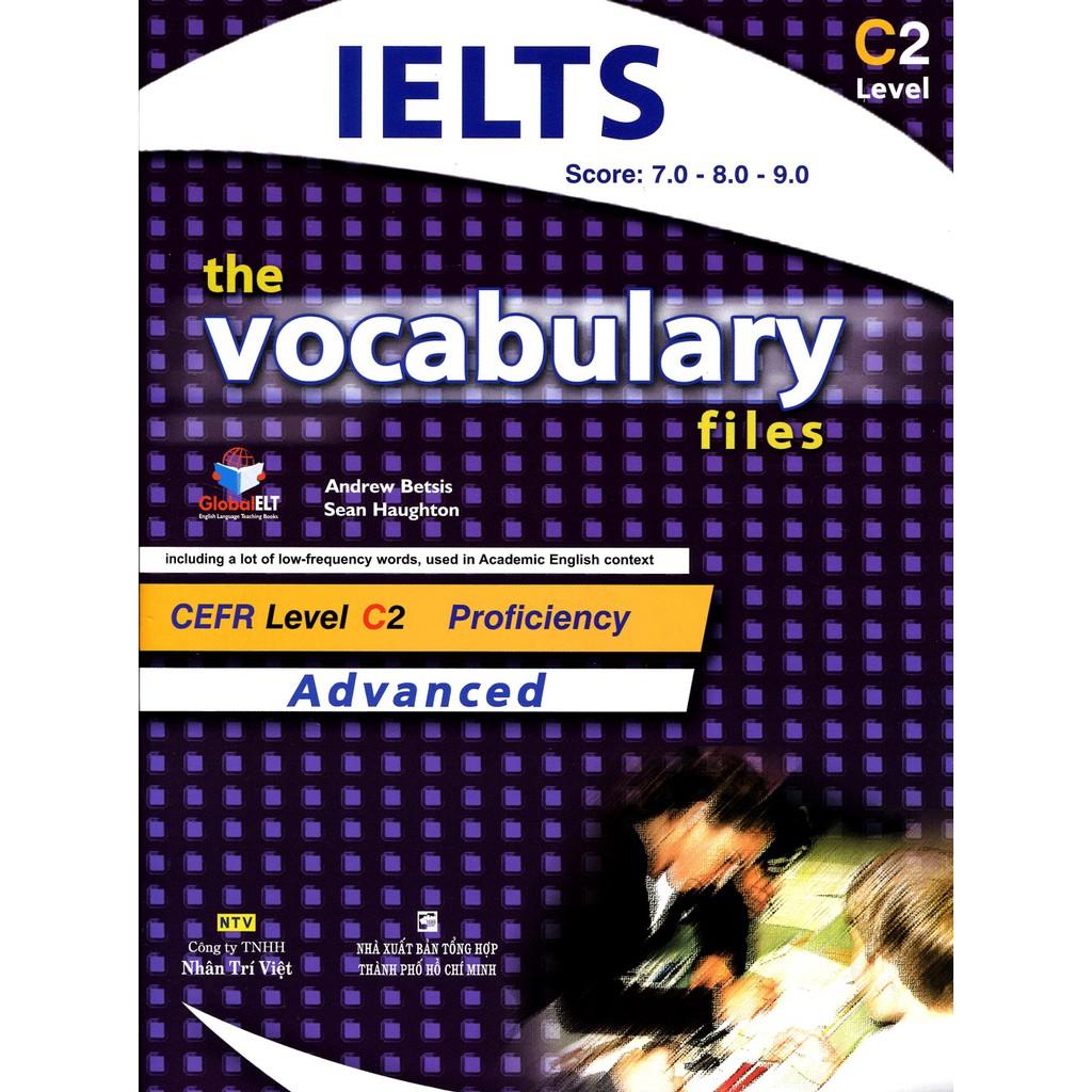 The Vocabulary Files C2 Advanced (Không CD)