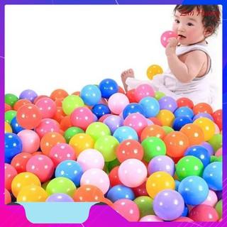 Túi 50 quả bóng nhựa 5cm làm bể bóng cho bé [RẺ VÔ ĐỊCH]