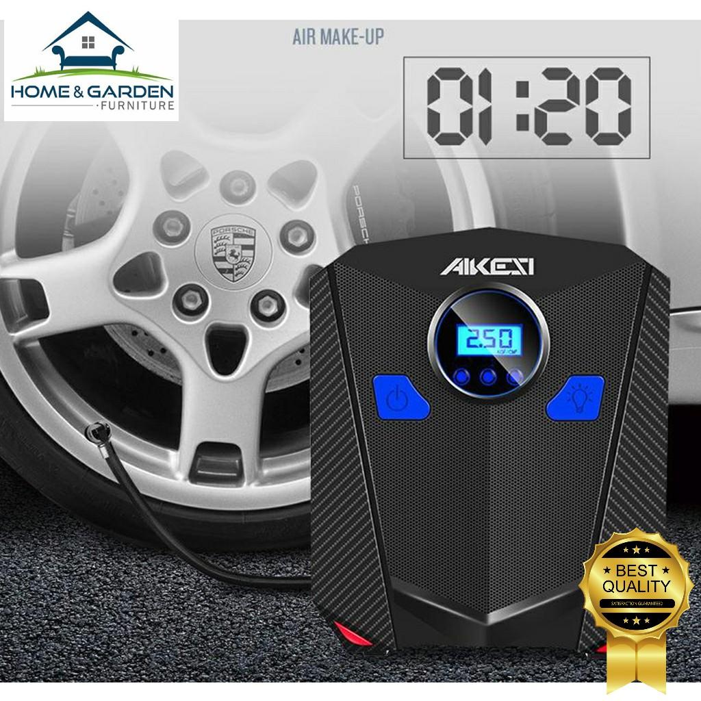 Máy bơm lốp ô tô, xe hơi điện tử cao cấp AIKESI - 3565992 , 954564260 , 322_954564260 , 599000 , May-bom-lop-o-to-xe-hoi-dien-tu-cao-cap-AIKESI-322_954564260 , shopee.vn , Máy bơm lốp ô tô, xe hơi điện tử cao cấp AIKESI