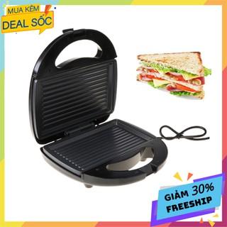 [FREE SHIP] Máy Nướng Bánh Mỳ, Bánh Sandwich HAEGER thumbnail