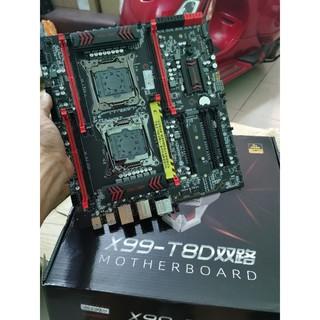 Tổng hợp Main Bo mạch chủ huananzhi X79-4M_x79-Luxury X79-4D-8D_X99-TF-T8-F8_X99-T8D_X99-F8D socket 2011