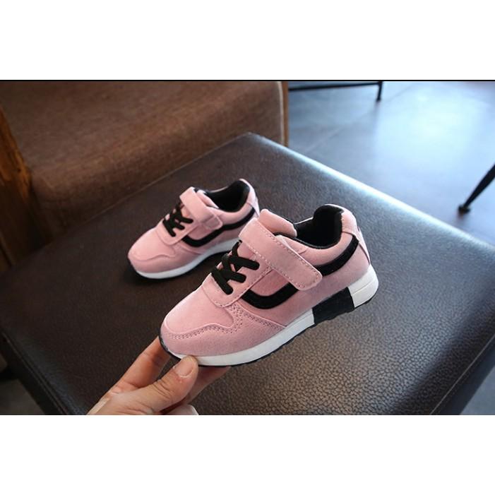 Giày thể thao bé gái kiểu dáng năng động thời trang chất bền đẹp