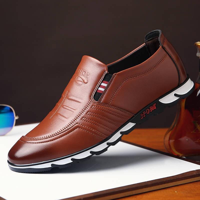 giày da thời trang công sở cho nam - 13842844 , 2629407951 , 322_2629407951 , 203100 , giay-da-thoi-trang-cong-so-cho-nam-322_2629407951 , shopee.vn , giày da thời trang công sở cho nam