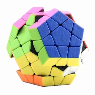 Rubik Megaminx - Rubik Biến Thể 12 Mặt Cao Cấp Xoay Trơn, Cực Mượt, Bẻ Góc Tốt thumbnail