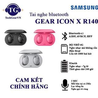 Tai nghe Bluetooth Samsung Gear Icon X 2018 chính hãng