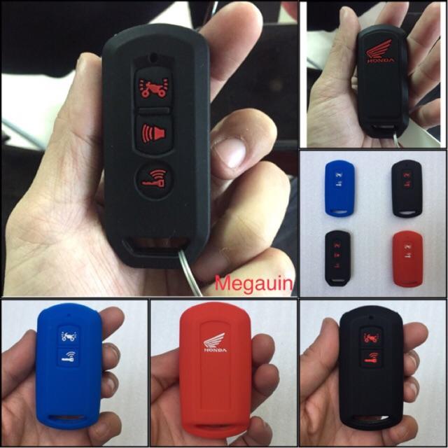 Bao (Bọc khoá) silicon chìa khoá thông minh smartkey LEAD, VISION, SH, AIR BLADE