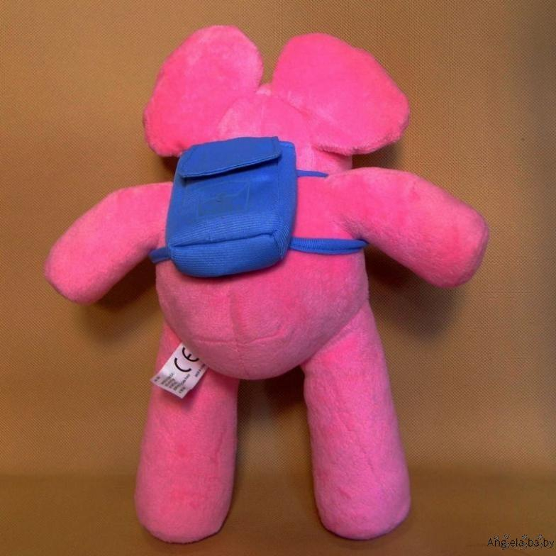BHV-Baby Kids Gift Pocoyo Elly Pato Loula Plush Character Figures Stuffed Toys