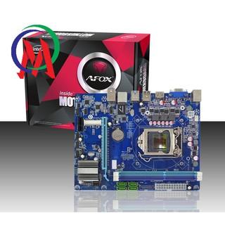 [Mua lẻ giá sỉ] Main AFOX-Socket 1156 H55 Bảo hành 36 tháng thumbnail
