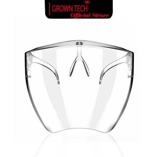 Kính chống dịch GROWNTECH giúp bảo hộ chống giọt bắn đã qua xử lý Nano thumbnail