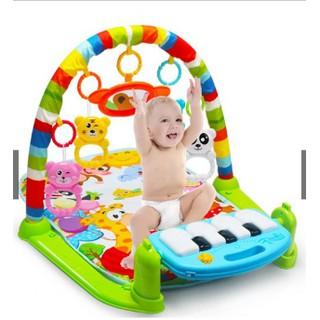 Thảm (piano) Baby Gym Music có điều khiển cho bé