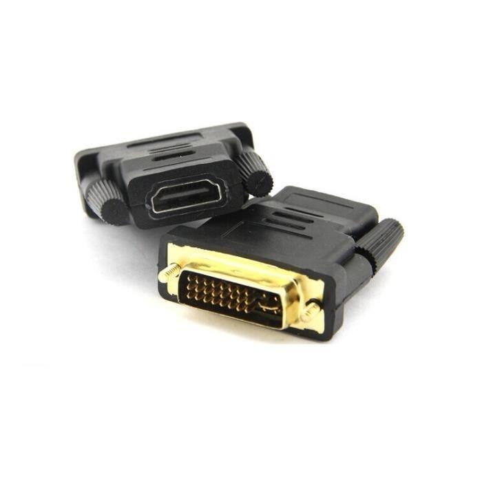 50 Đầu chuyển DVI 24+5 ra HDMI | cục chuyển dvi ra hdmi